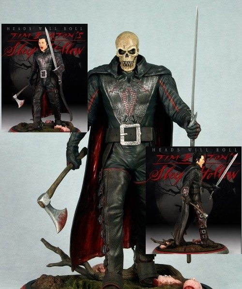 Le Cavalier sans Tête Statue 1/4 Scale Exclusive Edition - SLEEPY HOLLOW - Hollywood Collectibles Group (HCG)