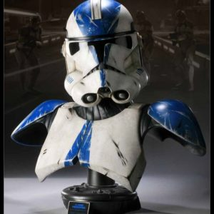 CLONE TROOPER 501St LEGION Life size bust - Star Wars - Sideshow Collectibles