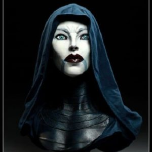 Asajj Ventress Life Size Bust - Star Wars - Sideshow Collectibles
