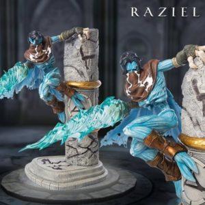 Raziel Regular Statue - The Legacy of Kain Series: Soul Reaver 2 - GAMING HEADS