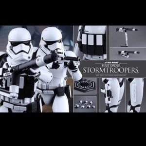 FIRST ORDER STORMTROOPERS 1/6TH SCALE FIGURE MMS319 - STAR WARS: THE FORCE AWAKENS - HOT TOYS