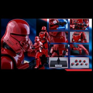 SITH JET TROOPER 1/6TH SCALE FIGURE MMS562- STAR WARS: THE RISE OF SKYWALKER - HOT TOYS