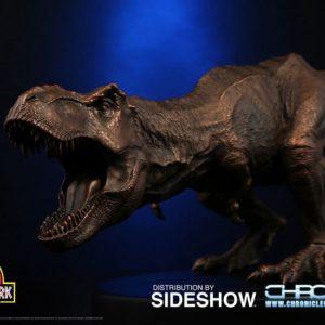 T-Rex Bronze Version Statue - Jurassic Park - Chronicle Collectibles