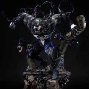 Venom Dark Origin Premium Masterline 1/4 Scale Statue Exclusive Version - Prime 1 Studio