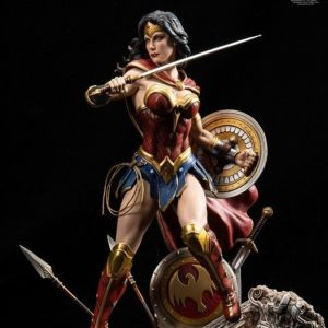 Wonder Woman Rebirth 1/6 Statue - DC Comics - XM Studios