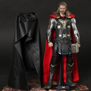 THOR 1/6TH SCALE FIGURE MMS224 - THOR: THE DARK WORLD - HOT TOYS