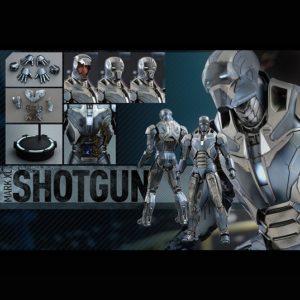 IRON MAN 3 SHOTGUN (MARK XL) 1/6TH SCALE FIGURE MMS309 - HOT TOYS