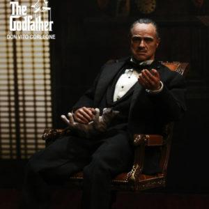 Le Parrain 1/6 Scale Figure MMS91 - The Godfather - HOT TOYS